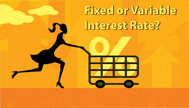What are the fixed interest rates?